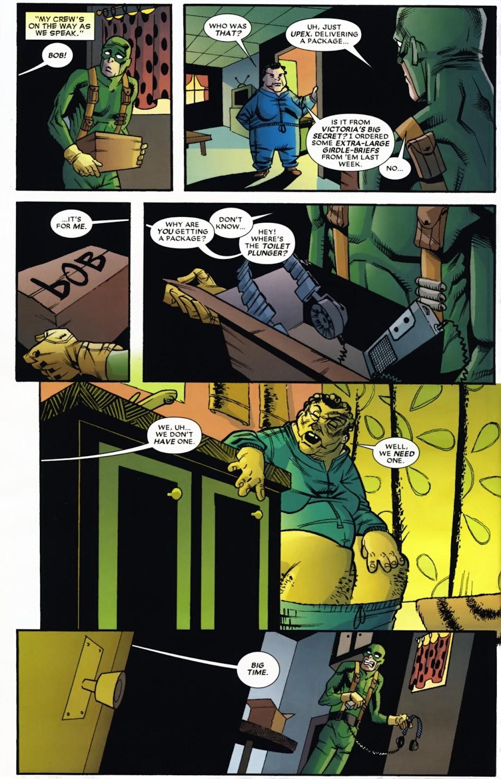 Read online Deadpool (2008) comic -  Issue #13 - 5