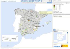 Blog Idee Atlas Digital De Las áreas Urbanas De España