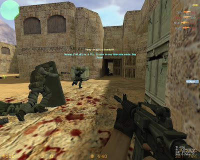 Counter Strike 1.8 + Serial Instalado (PC)
