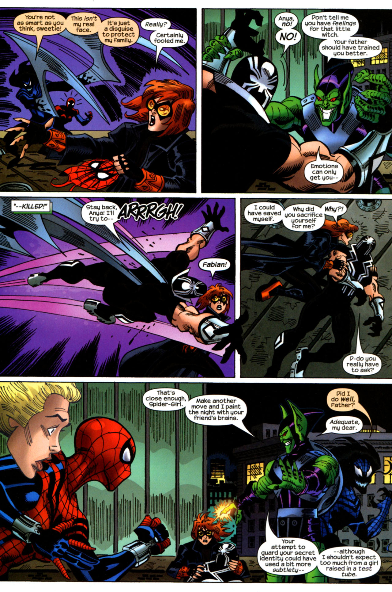 Read online Amazing Spider-Girl comic -  Issue #29 - 14