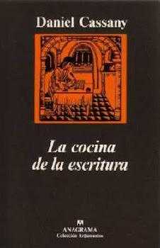 La cocina de escritura de Daniel Cassany