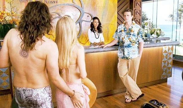 Kunis marshall nude forgetting sarah mila