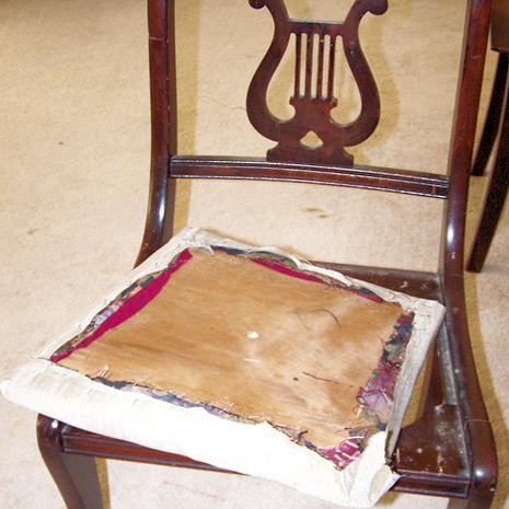 Cestosycestas 2 tapizar silla - Tapizar una silla ...