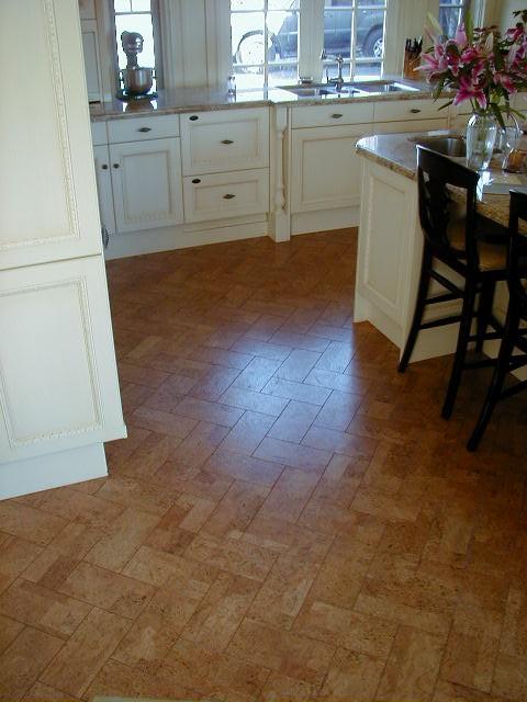 Cork Flooring Kitchen Floors