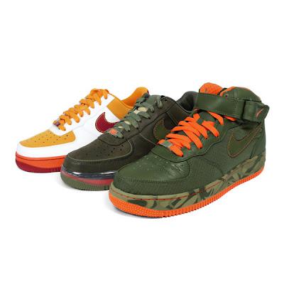 aluminio Gastos equivocado  Zapatillas: Zapatillas Nike Air Force 1 Supreme Max Air & Premium ...
