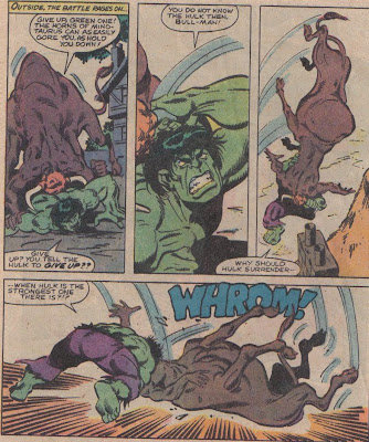 Seriously, the Hulk has to introduce the Changelings to the world of pants.
