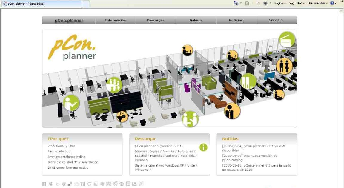 Econom a m s social software gratis para decoraci n de for Software decoracion interiores 3d gratis