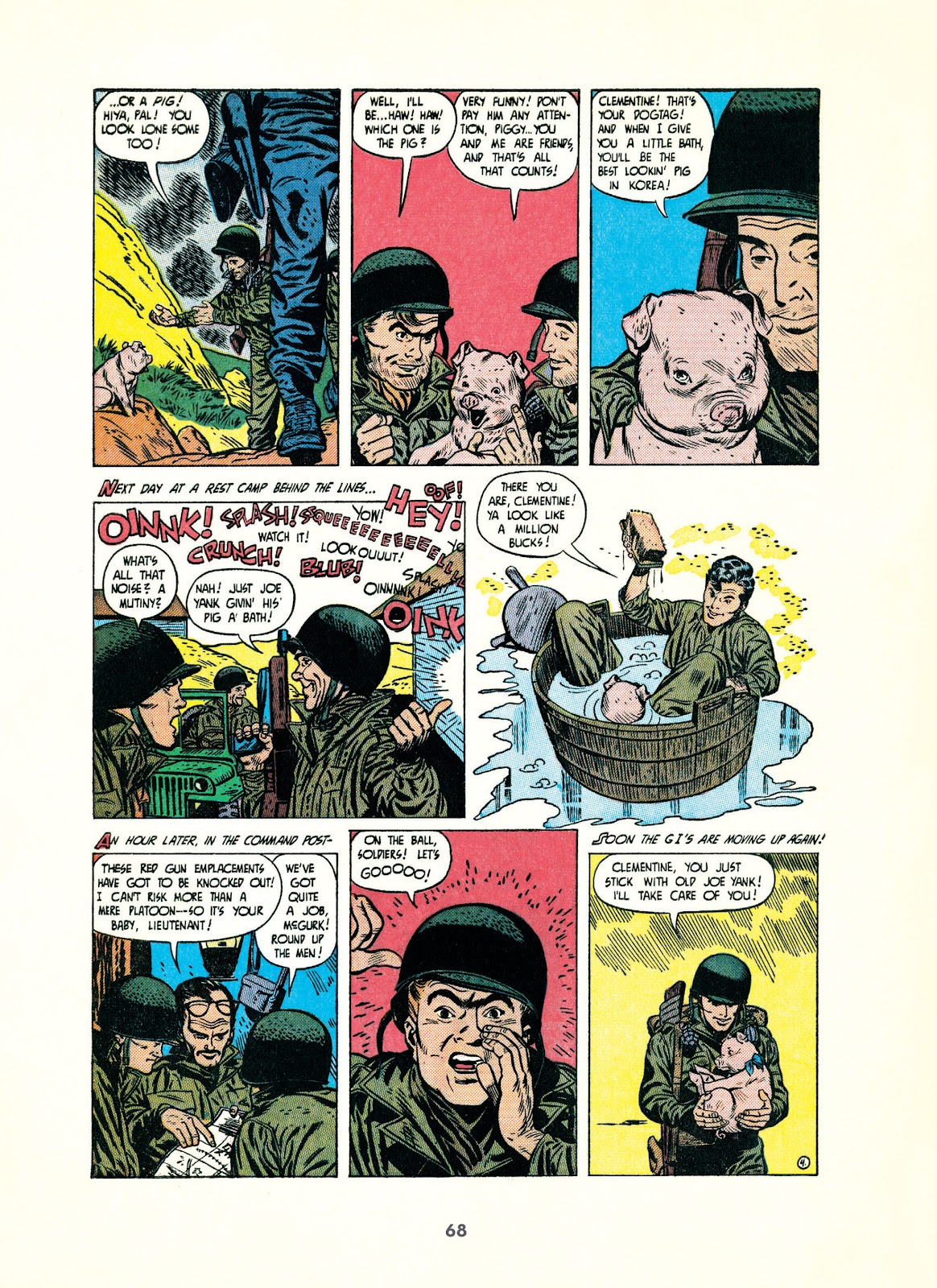 Read online Setting the Standard: Comics by Alex Toth 1952-1954 comic -  Issue # TPB (Part 1) - 67