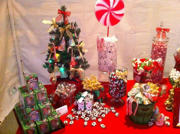 Buffets In Chicago Sweet Sensations Candy Stations: Christmas Candy Buffet