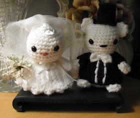 Best Wedding Amigurumi - Crochet 365 Knit Too | 235x280