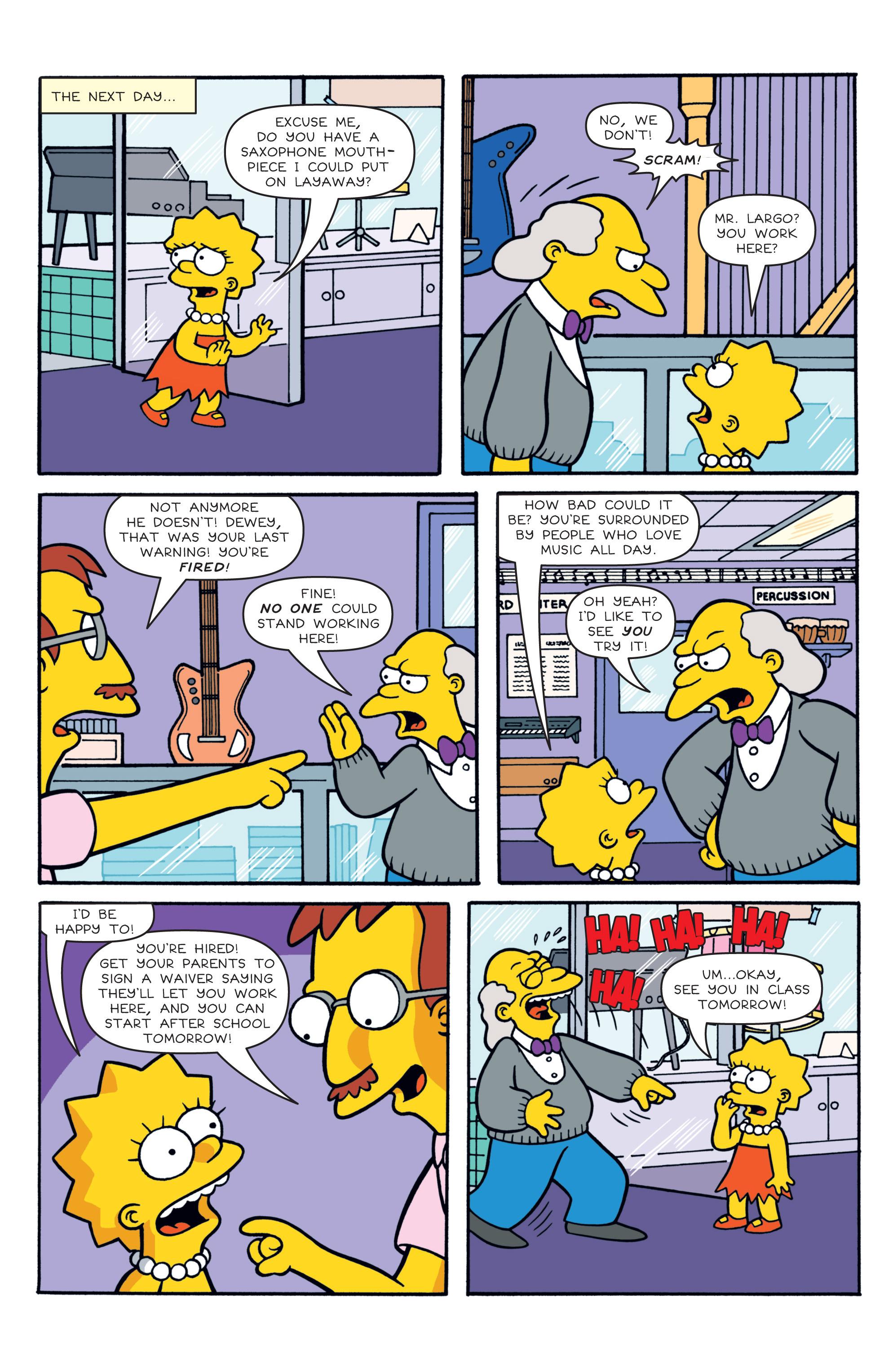 Read online Simpsons Comics comic -  Issue #188 - 5