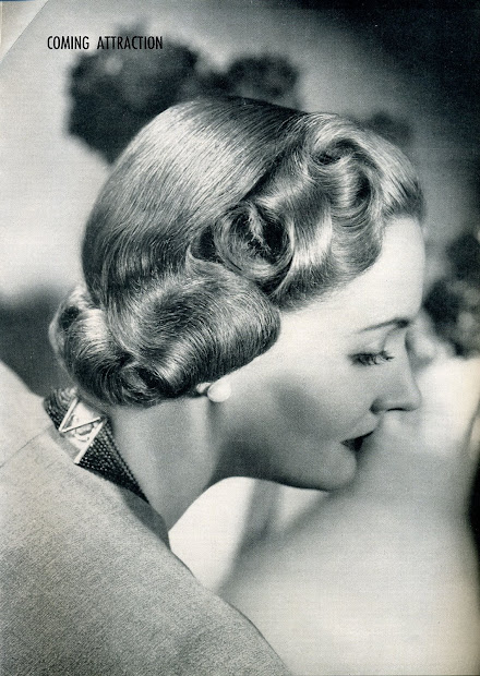 forties fashions vintage haircuts
