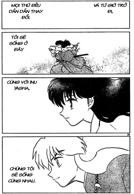 Inuyasha vol 56.10 trang 34