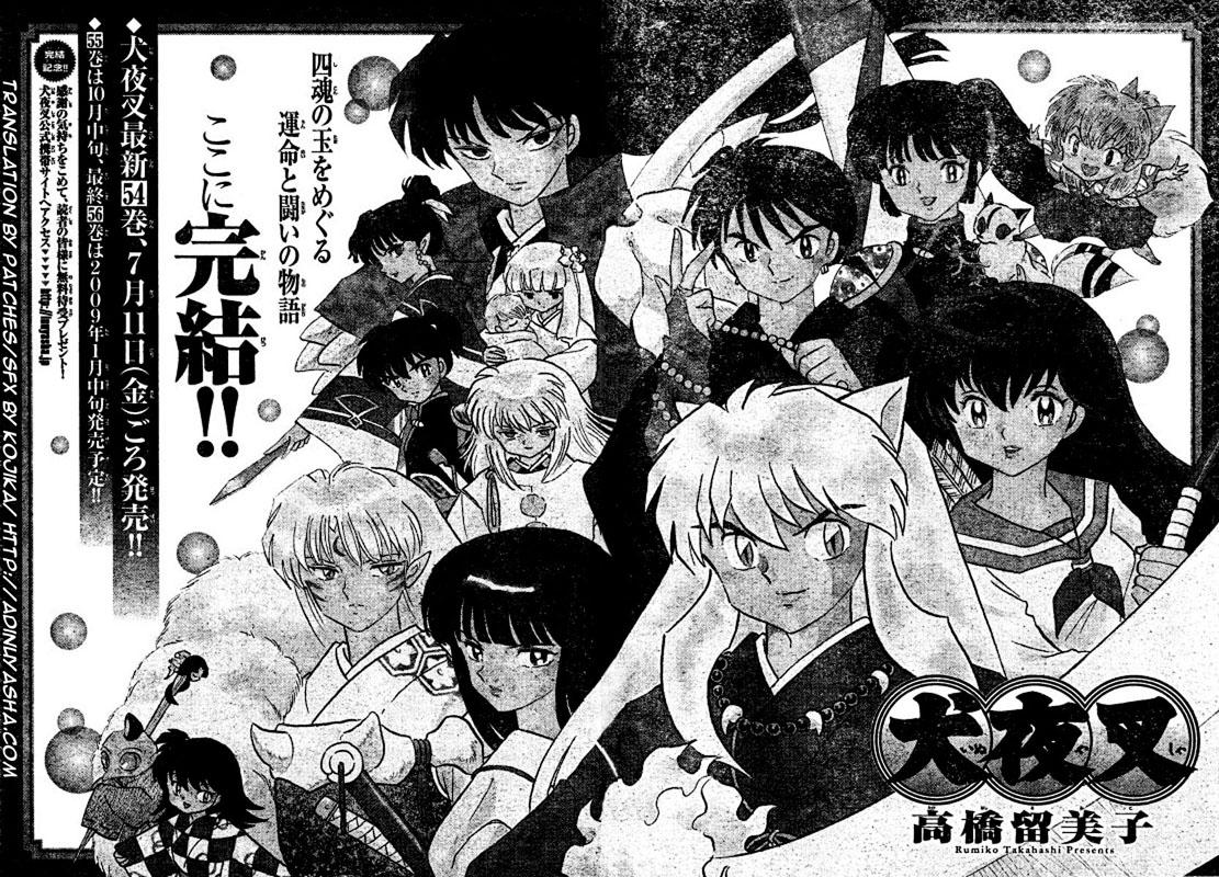 Inuyasha vol 56.10 trang 36