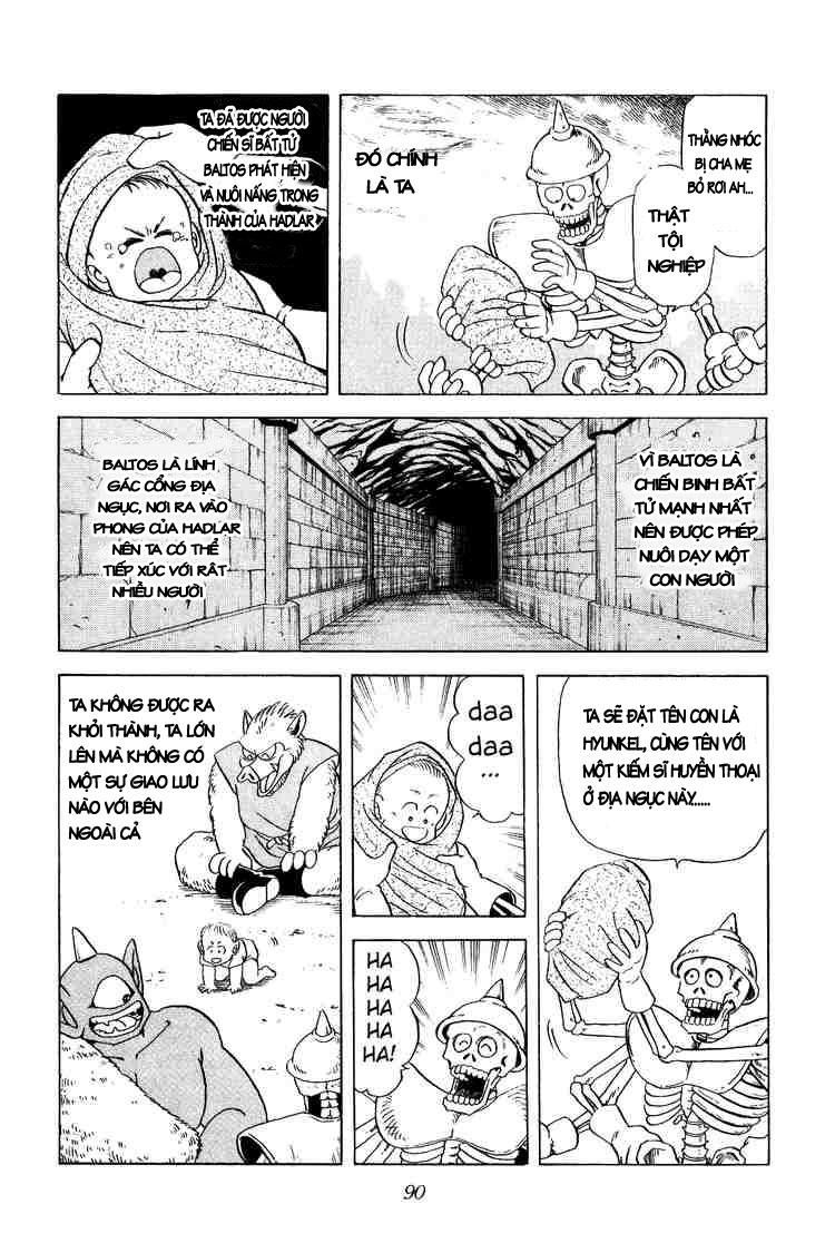 Dấu ấn rồng thiêng chap 36 trang 9
