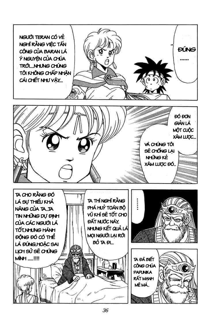 Dấu ấn rồng thiêng chap 91 trang 12