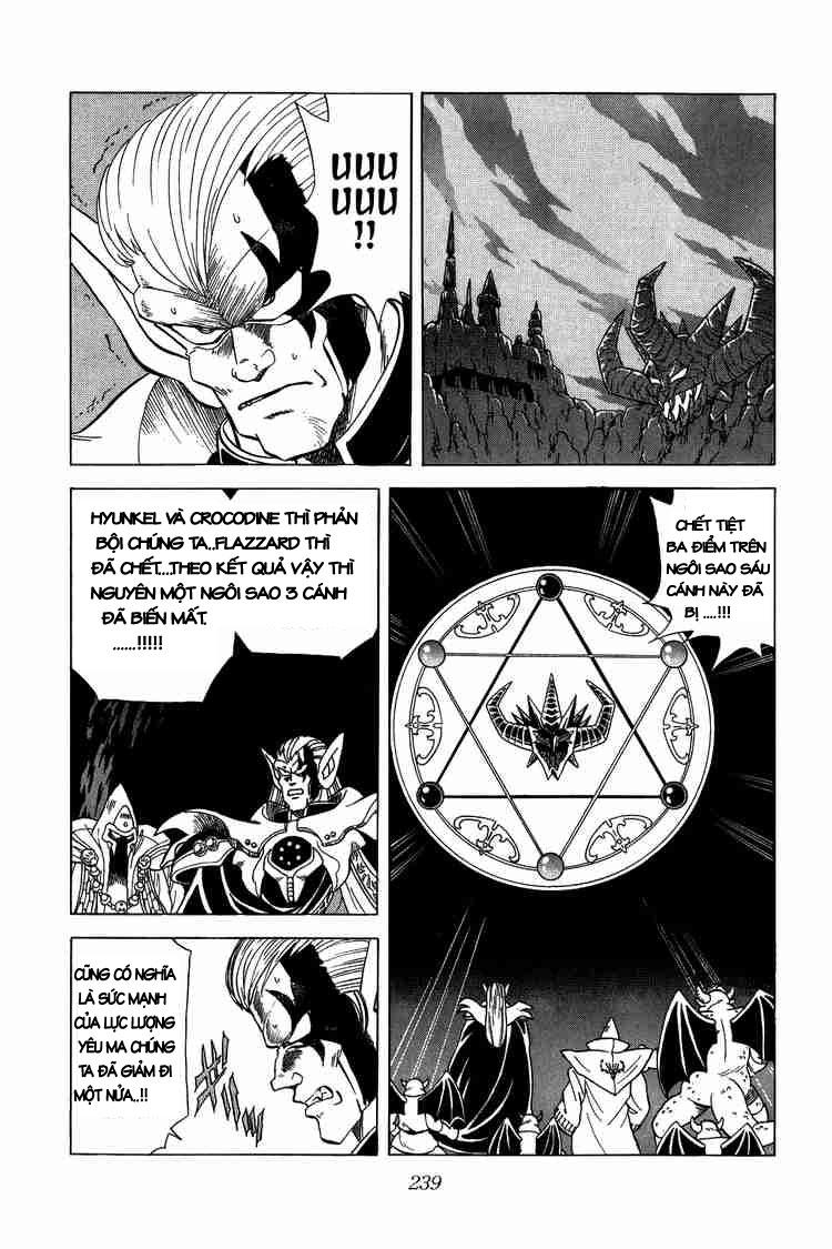 Dấu ấn rồng thiêng chap 73 trang 17