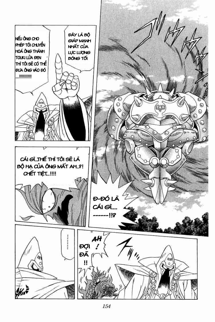 Dấu ấn rồng thiêng chap 69 trang 14