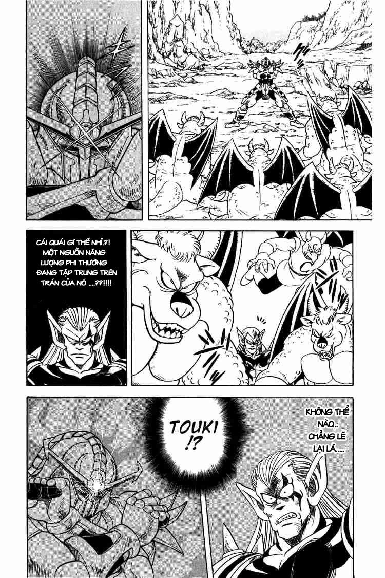Dấu ấn rồng thiêng chap 62 trang 17
