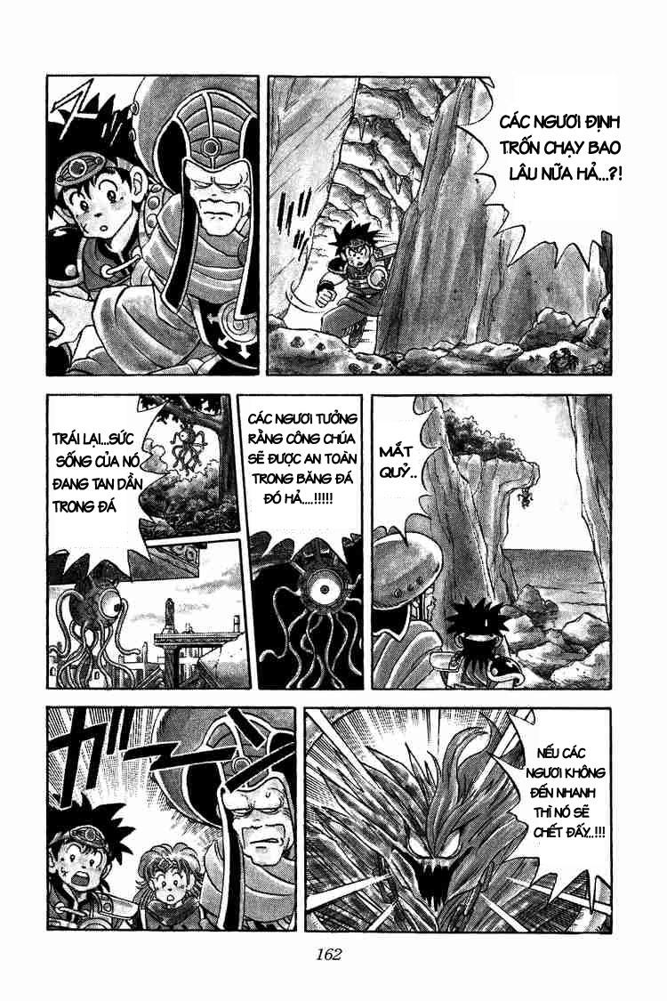 Dấu ấn rồng thiêng chap 55 trang 18