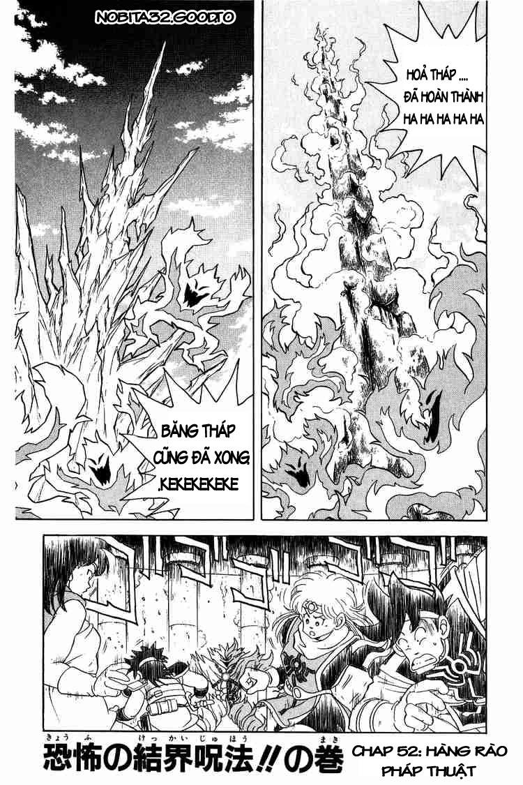 Dấu ấn rồng thiêng chap 52 trang 1