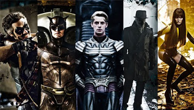 Personagens de Watchmen