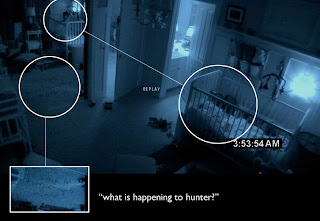 Easter eggs - Paranormal Activity 2