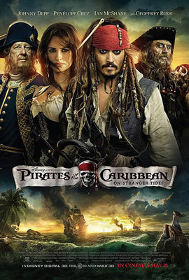 Piratas do Caribe 4