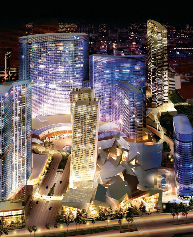 Citycenter Com: ARCHI CHOONG: CityCenter, Las Vegas, United States