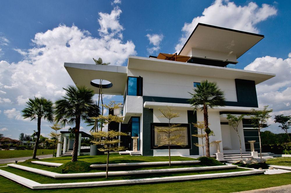 Modern house plan malaysia - House design plans