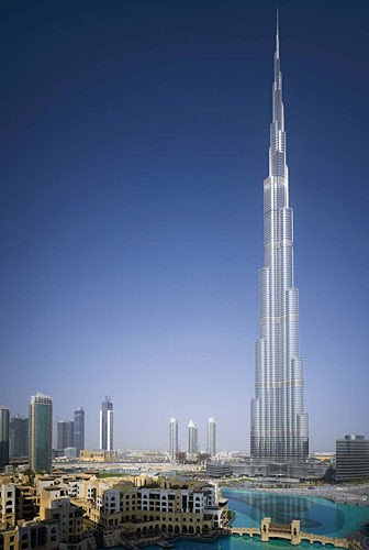 Archi Choong Burj Khalifa Dubai