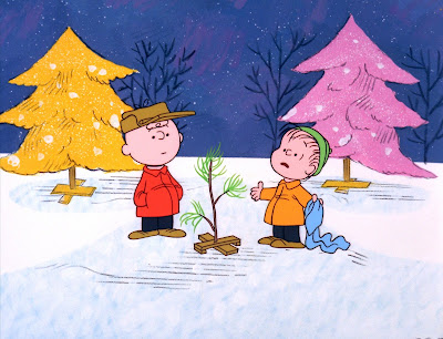 Its Christmas Time Again Charlie Brown.Lost In The Movies A Charlie Brown Christmas It S