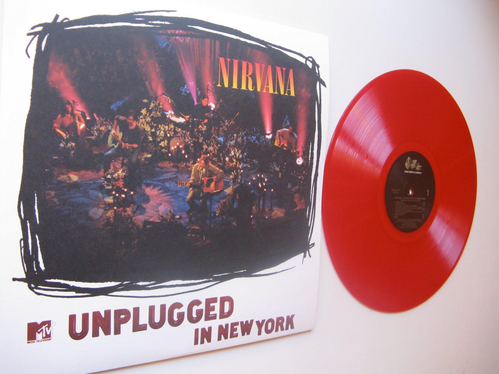 Vinyl Abuse Nirvana Reissues