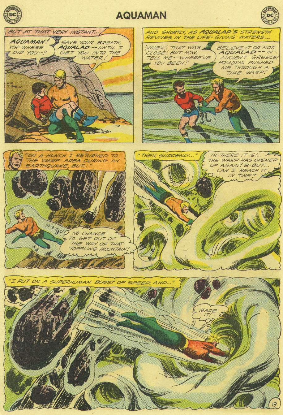 Aquaman (1962) Issue #3 #3 - English 26
