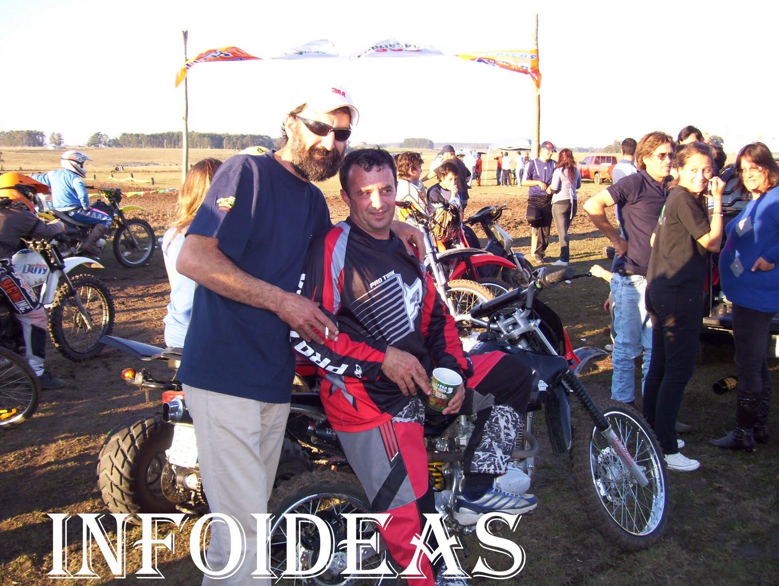 I 3 Y 4 De Julio Moto Grupo Jose P Varela Presento