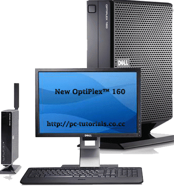 Dell OptiPlex160 desktop computer