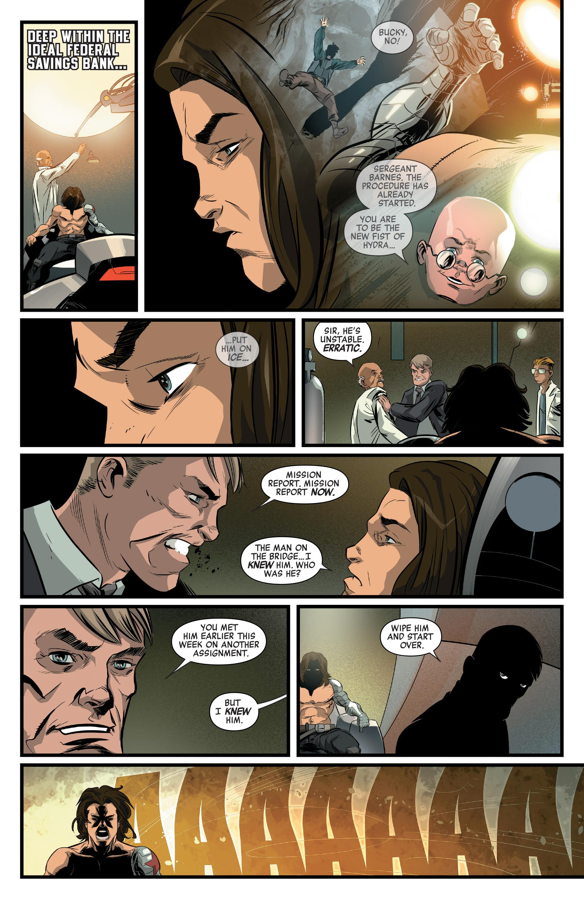 Read online Captain America: Civil War Prelude comic -  Issue #4 - 12