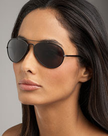 d610b1691b31 Aviator style sunglasses are a closet staple and you should have a  pair...no questions asked. And because they come in so many sizes and  shapes