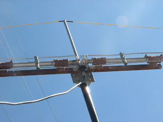 Rotary dipole with linear load for the 40 meter band
