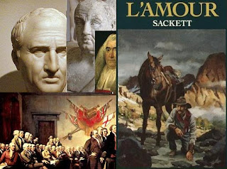 Blogodidact: Louis L'Amour: Laconic Law - From Cicero to Blackstone