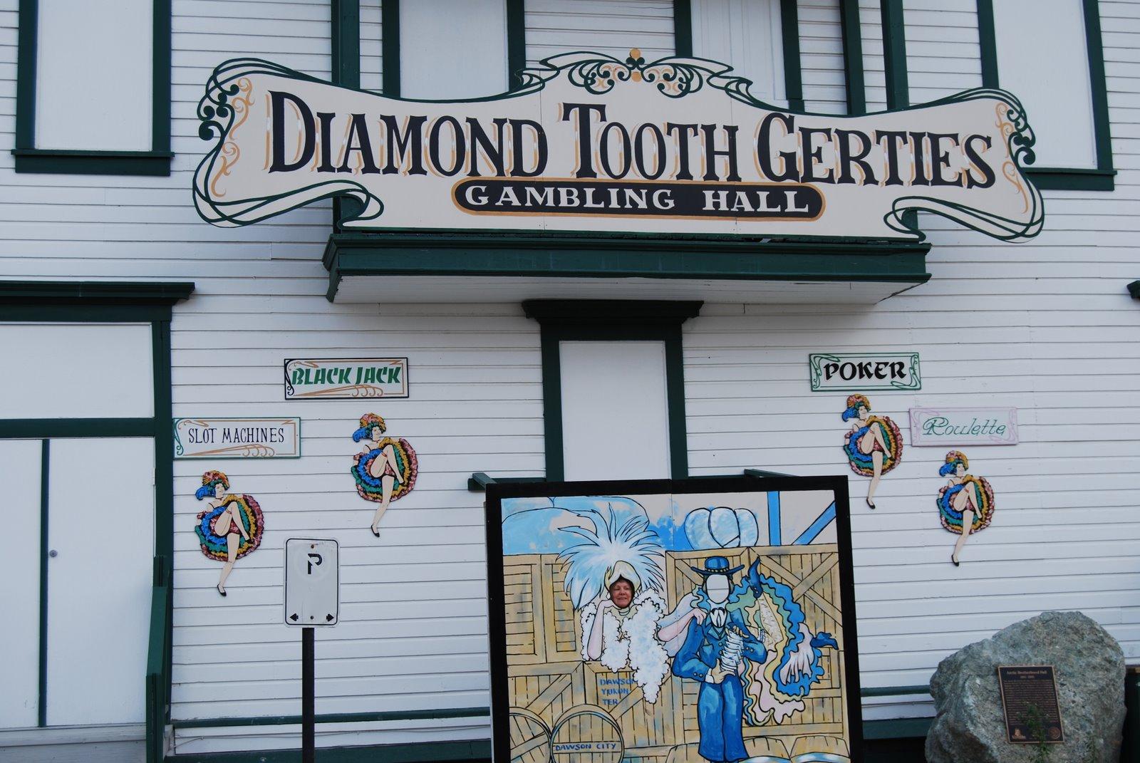 Dawson City Casino