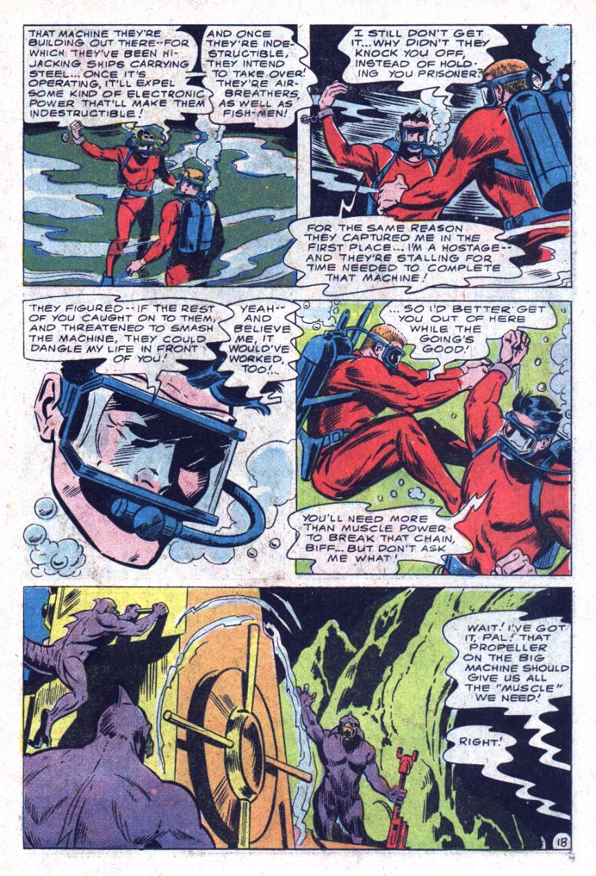 Read online Sea Devils comic -  Issue #35 - 26