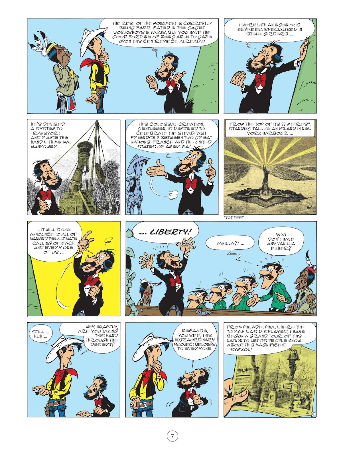 A Lucky Luke Adventure issue 71 - Page 9