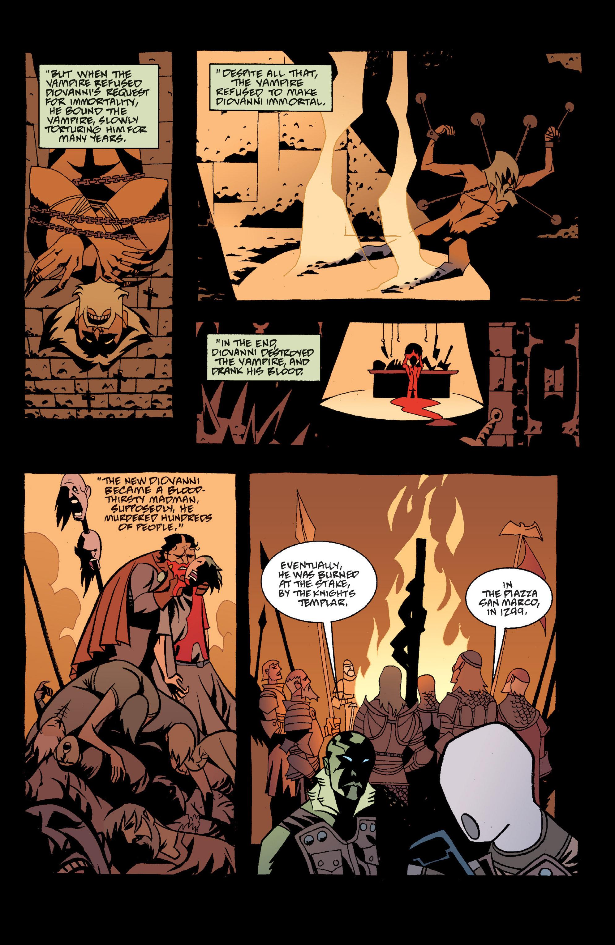 Read online B.P.R.D. (2003) comic -  Issue # TPB 2 - 15
