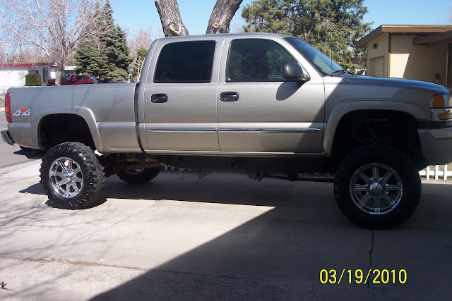 2003 GMC 2500HD Solid Axle Conversion | 2003 GMC SAS Conversion