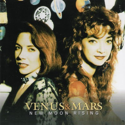 VENUS and MARS - New Moon Rising