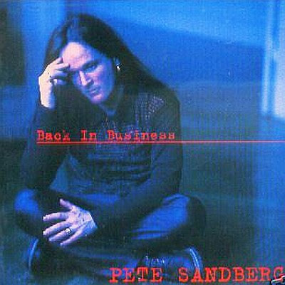 PETE SANDBERG - Back In Business