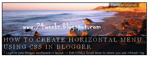 11+ Featured Content Slider for Blogger Using jQuery ~ Blogspot Tutorial