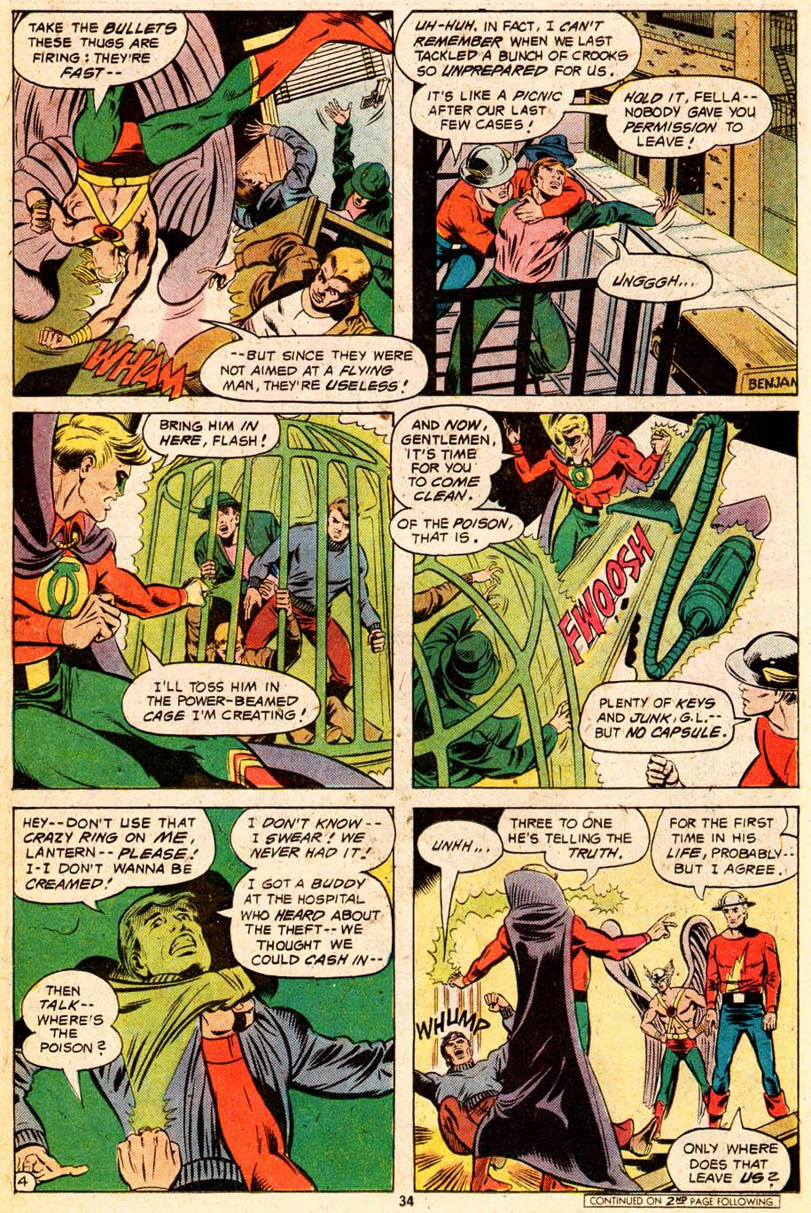 Read online Adventure Comics (1938) comic -  Issue #465 - 35