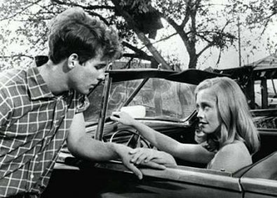 """Cybill Shepherd in """"The Last picture show"""" (1971) by Peter ..."""